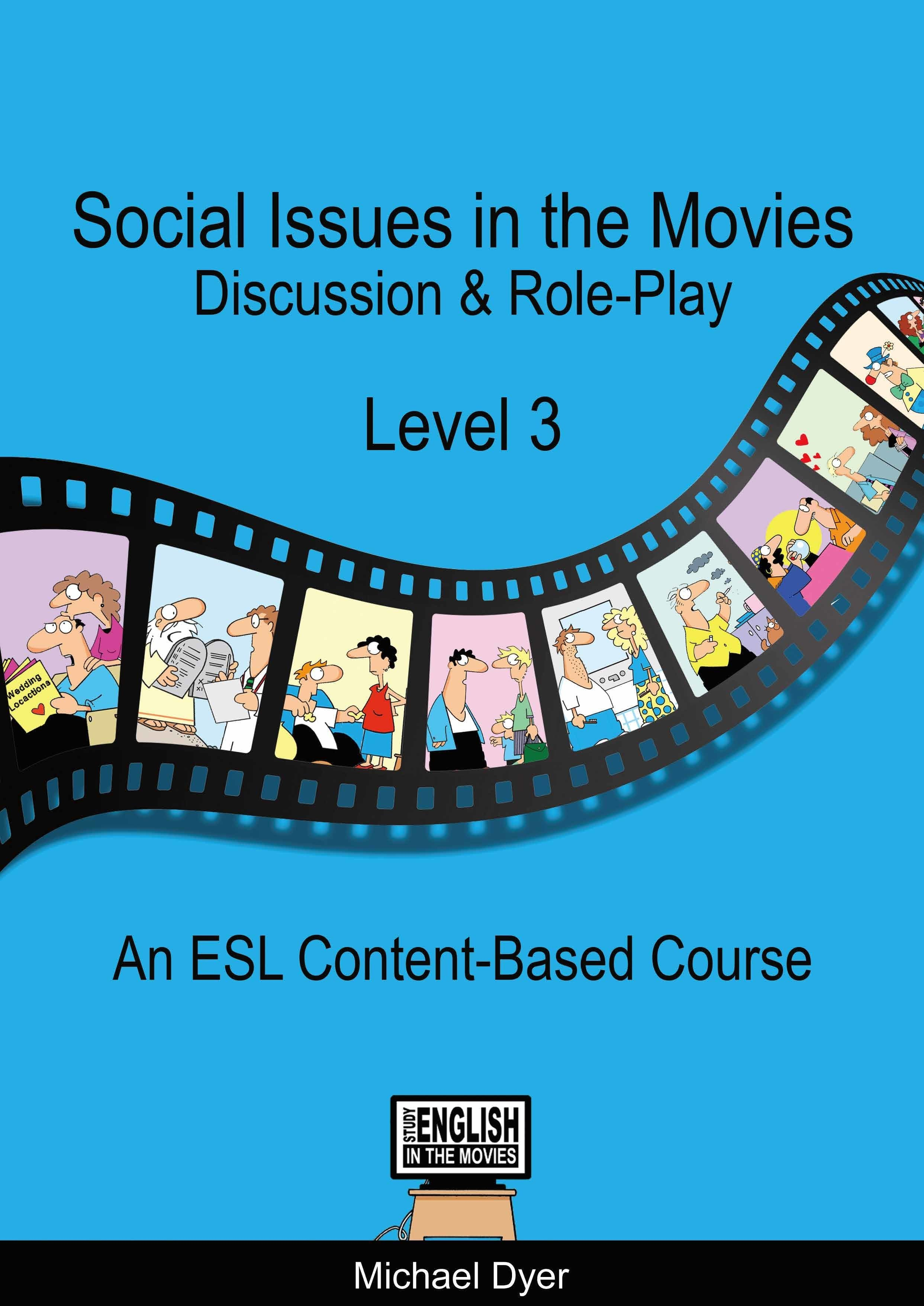 『Social Issues in the Movies Level3』Michael Dyer 著