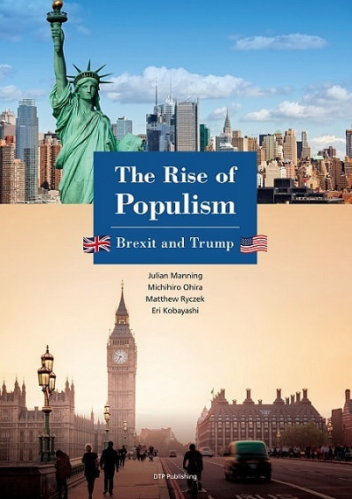 The Rise of Populism Brexit and Trump表紙