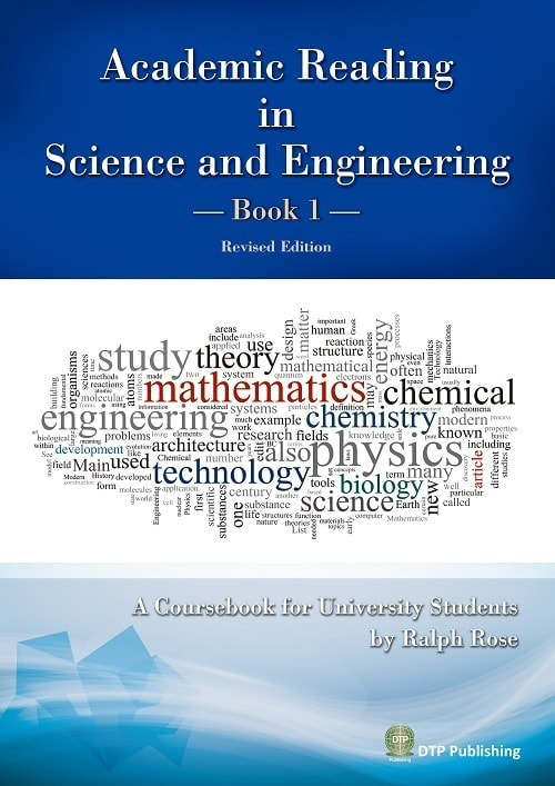 Academic Reading in Science and Engineering -Book 1- Revised Edition表紙