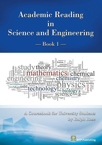 Academic Reading in Science and Engineering Book 1表紙