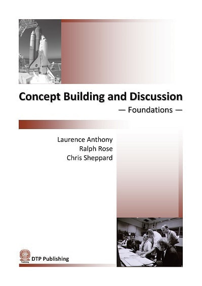 Concept Building and Discussion-Foundations-表紙